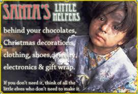 Christmas Slavery